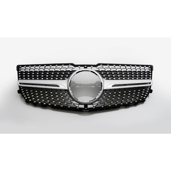 ダイヤモンドグリル GLKクラス X204 '12y~ シルバー/クローム wald-online-store