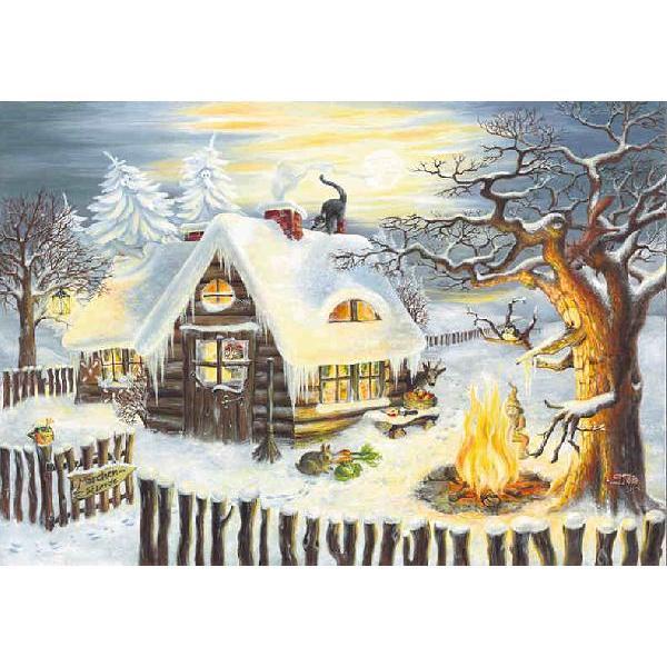 アドベントカレンダー グリム童話