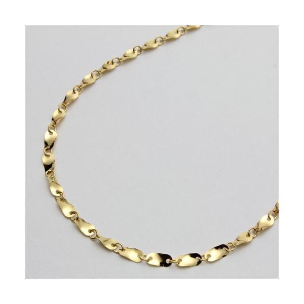純金 ネックレス K24 42cm 約3g プレシャスシャイン