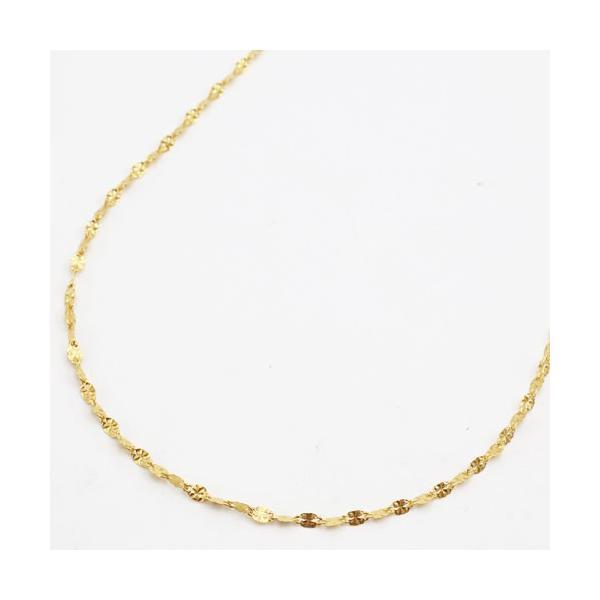 造幣局検定刻印入 純金きらきらネックレス K24 サザンクロス 45cmサイズ