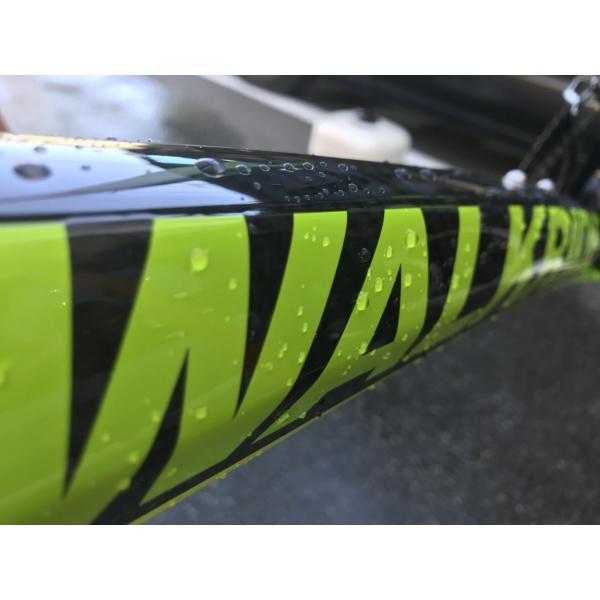 バイクウォッシュコート 自転車用撥水ワックス洗浄コーティング剤|walkride-products|03