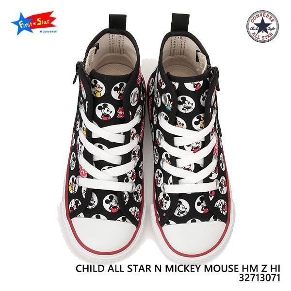 7d8de3e2dbe46f CONVERSE コンバース CHILD ALL STAR N MICKEY MOUSE HM Z HI キッズ スニーカー 3CL276CD  32713071| ...