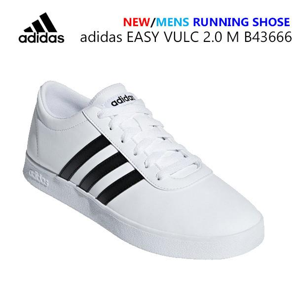 アディダス EASY VULC 2.0 M メンズ スニーカー B43666 adidas 靴 通学 運動靴 新学期 店頭  Fashion THE SALE