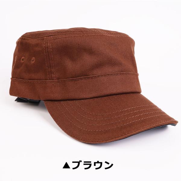 ワークキャップ 帽子 スナップバック キャップ シンプル キャスケット ミリタリー レディース キャップ メンズ キャップ y4 wallstickershop 05