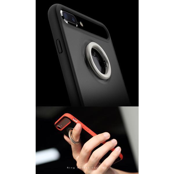 iPhone8/8Plus iPhone7/7Plus ケース iPhone7Plus ケース スマホリング スマホスタンド 薄型 スマホケース|wallstickershop|02