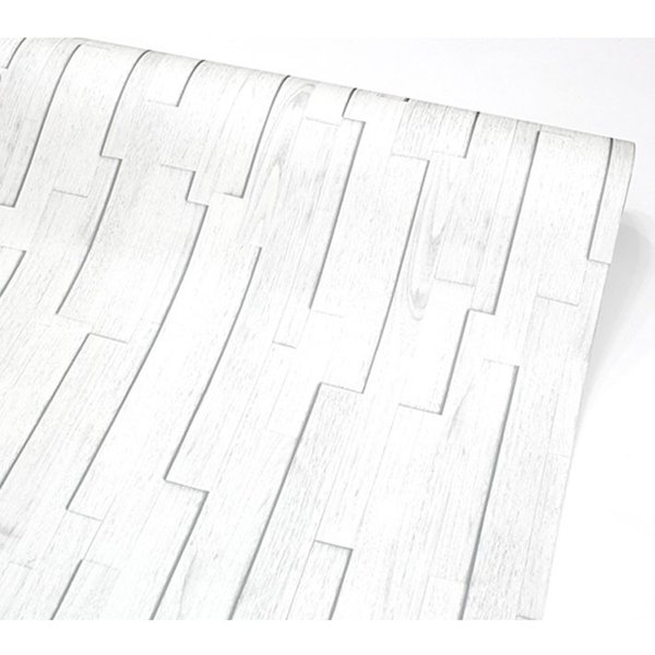 壁紙 シールタイプ リメイクシート レンガ調 木目調 柄(壁紙 張り替え) 輸入壁紙 壁紙クロス モザイクタイル お得30mセット 全16種|wallstickershop|04