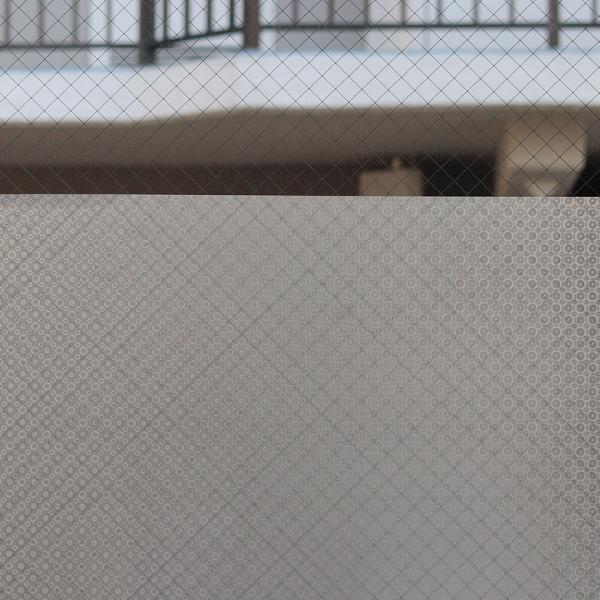 窓ガラス フィルム 外から見えない 窓 目隠しフィルム 幅90cm (mgch90-s009) はがせる おしゃれ 目隠しシート UVカット 飛散防止|wallstickershop|04