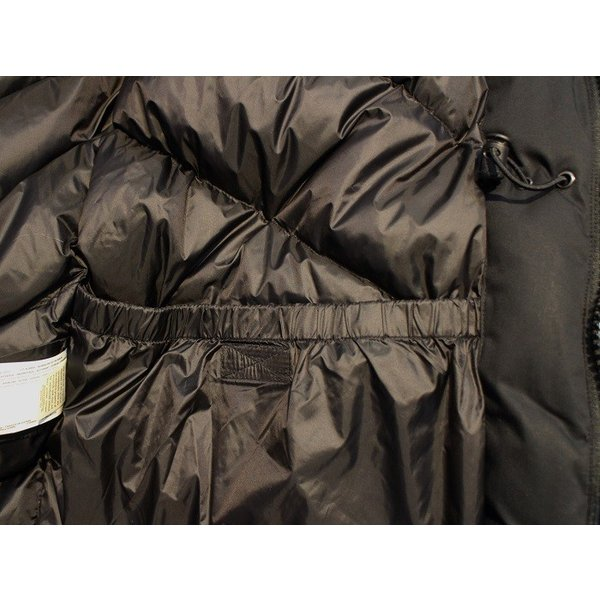 ウールリッチ WOOLRICH / メンズ ダウンジャケット Laminated Cotton Parka   WO1193 (ブラック)|walnutsimport|05