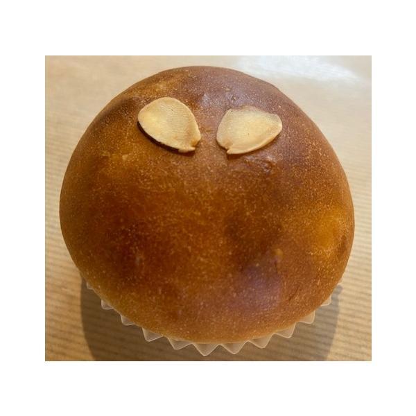 特製カスタードクリームパン【天然酵母パン、無添加】白砂糖不使用
