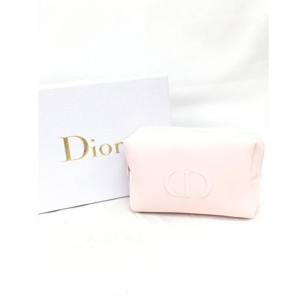 Dior(ディオール) 2020 コスメポーチピンクレディースSランク