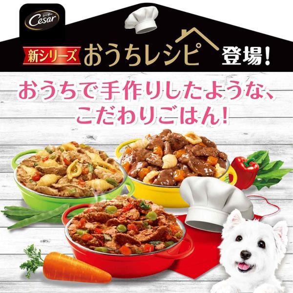 シーザー おうちレシピ やわらかチキン チーズ&野菜入り 100g×24コ|wannyan-ya|03