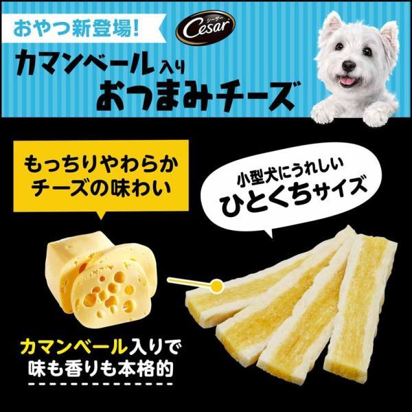 シーザー スナック カマンベール入りおつまみチーズ 90g|wannyan-ya|03