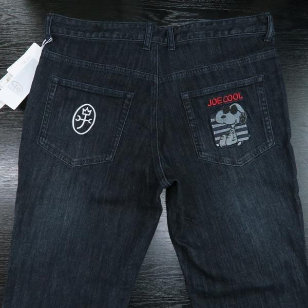 カステルバジャック スヌーピー 5ポケットジーンズ インディゴ 86-94cm 21450-101-59 castelbajac Snoopy wanwan 05