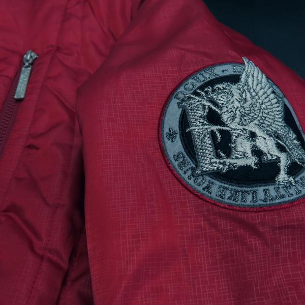 デュークスデューチェ 長袖上下セット 赤 317203W-65 DOUX DOUCE|wanwan|06