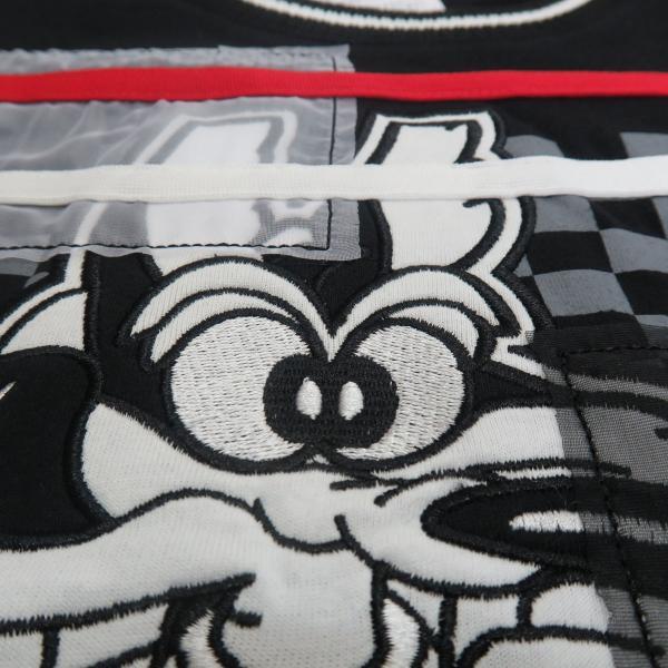パジェロ 長袖Tシャツ 黒 81-1581-07-05 PAGELO オオカミ 狼|wanwan|06