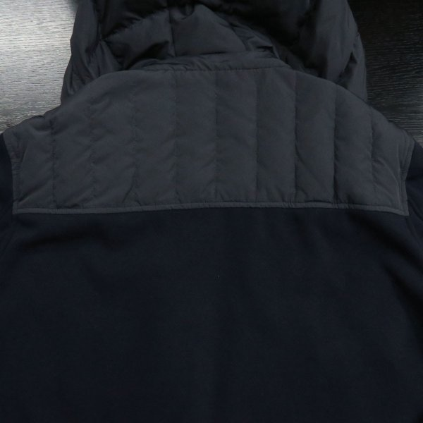 フェリシスステラ ダウンパーカーブルゾン 紺 50サイズ 916701-K58 FELICIS STELLA|wanwan|07
