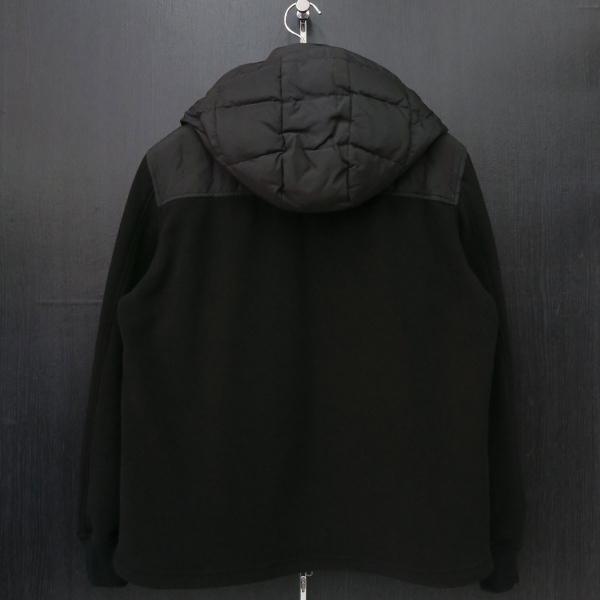 フェリシスステラ ダウンパーカーブルゾン 黒 50サイズ 916701-Z58 FELICIS STELLA wanwan 02