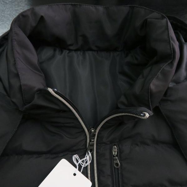 フェリシスステラ ダウンパーカーブルゾン 黒 50サイズ 916701-Z58 FELICIS STELLA wanwan 04