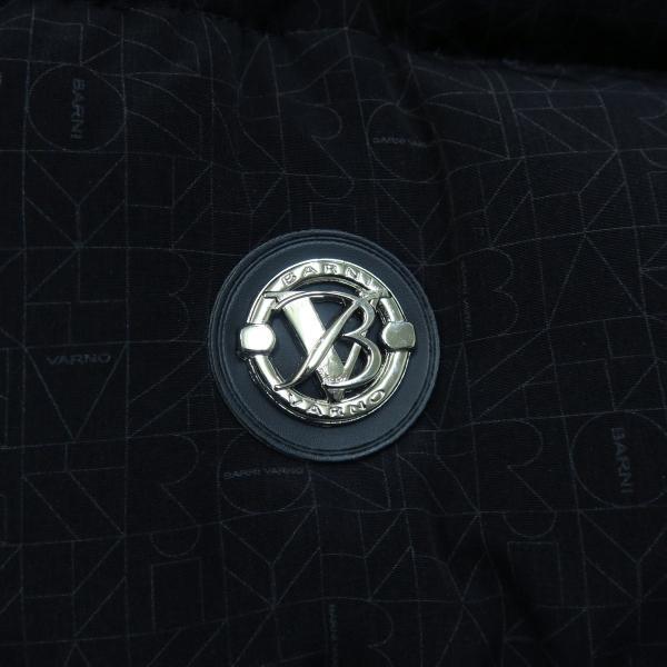 バーニヴァーノ ダウンジャケット 黒 Lサイズ BAW-GDB2601-09 BARNI VARNO|wanwan|06