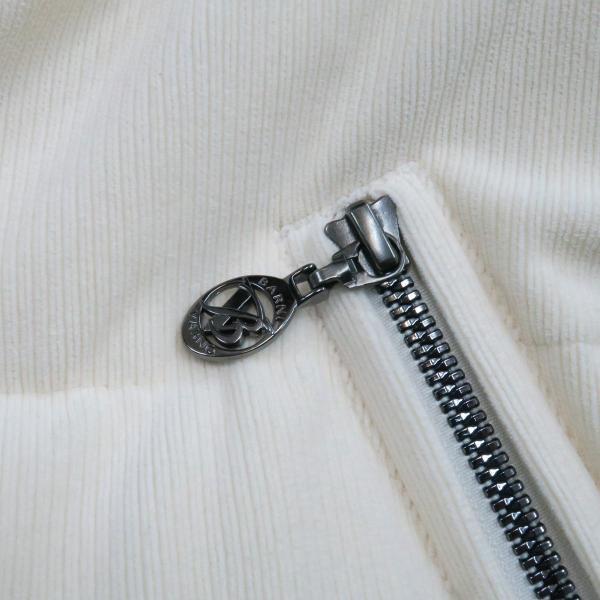 バーニヴァーノ ダウンジャケット オフシロ/黒 Lサイズ BAW-GDB2602-02 BARNI VARNO wanwan 05
