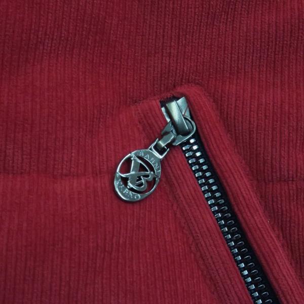 バーニヴァーノ ダウンジャケット 赤 Lサイズ BAW-GDB2603-45 BARNI VARNO|wanwan|05