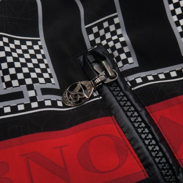 バーニヴァーノ リバーシブルダウンベスト 黒 LLサイズ BAW-GDV2600-09 BARNI VARNO|wanwan|07