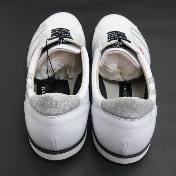 バーニヴァーノ スニーカー 白 BAW-GKS2722-01 BARNI VARNO 靴|wanwan|03
