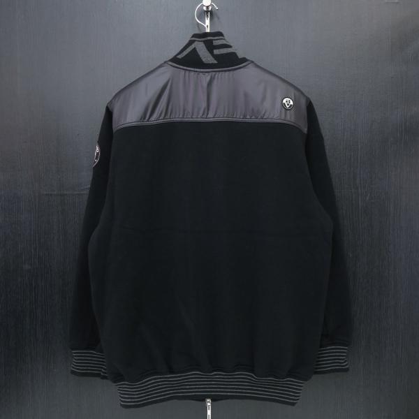 バーニヴァーノ トラックジャケット上下セット 黒 Lサイズ BAW-GSS2682-09 BARNI VARNO|wanwan|02