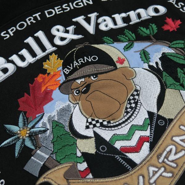 バーニヴァーノ ダウンジャケット Lサイズ 黒 毛皮 BAW-HDB3002-09 BARNI VARNO 新作 wanwan 11
