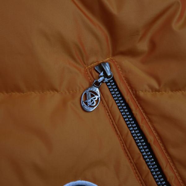 バーニヴァーノ ダウンジャケット オレンジ LLサイズ BAW-HDB3005-27 BARNI VARNO 新作 wanwan 06