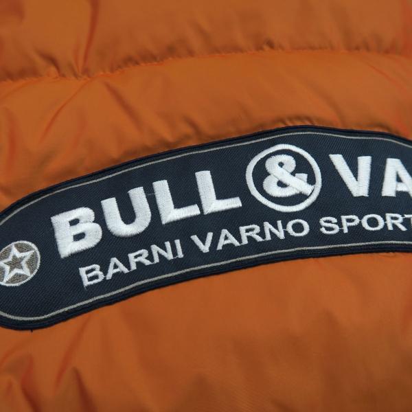 バーニヴァーノ ダウンジャケット オレンジ LLサイズ BAW-HDB3005-27 BARNI VARNO 新作 wanwan 08
