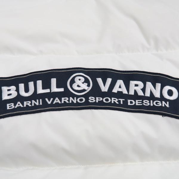 バーニヴァーノ ダウンジャケット 白 Lサイズ BAW-HDB3009-01 BARNI VARNO 新作|wanwan|10