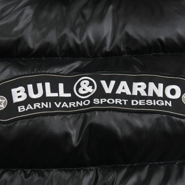 バーニヴァーノ ダウンジャケット 黒 Lサイズ BAW-HDB3009-09 BARNI VARNO 新作|wanwan|10