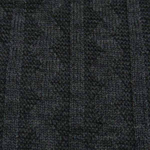 バーニヴァーノ ブルドッグハーフジップセーター オフシログレー Lサイズ BARNI VARNO BAW-HSW3025-01 新作|wanwan|10