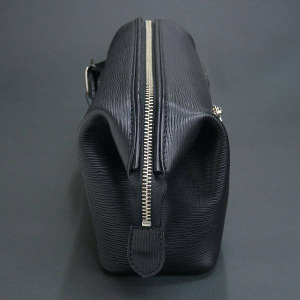 バーニヴァーノ 牛革セカンドバッグ 黒 BSS-EGB1707-09 BARNI VARNO クロコ型押し クラッチバッグ|wanwan|04