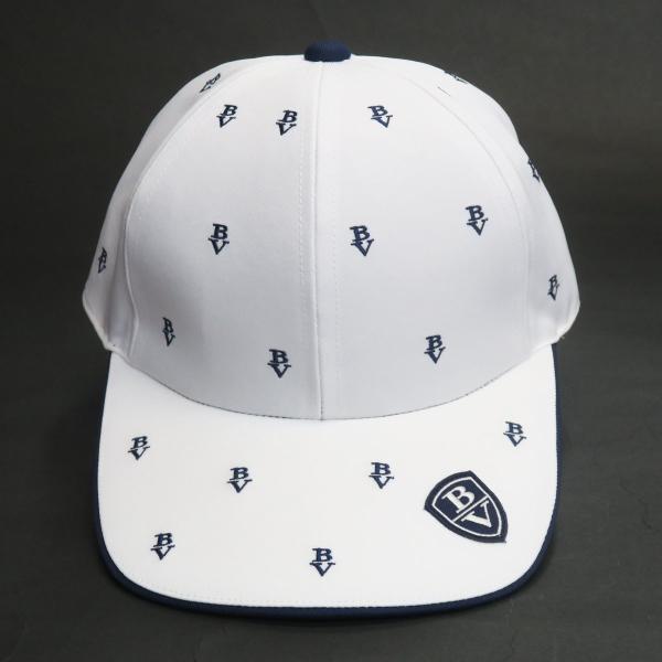 SALE30%OFF バーニヴァーノ 帽子(キャップ) 白 BSS-GCA2512-01 BARNI VARNO|wanwan|02