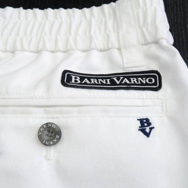 バーニヴァーノ ショートパンツ 白 M-Lサイズ BSS-GPH2506-01 BARNI VARNO|wanwan|06