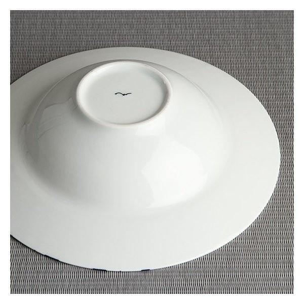 砥部焼 おしゃれ 【パスタディッシュ】 パスタ皿 スープ皿 お皿 盛皿 窯元 和将窯 Washo-001 wapal 05