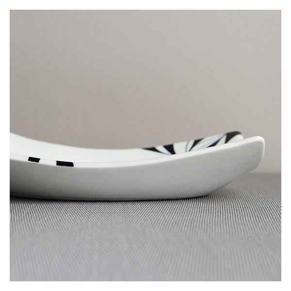 砥部焼 おしゃれ 【スクエアディッシュ M】 お皿 角皿 盛皿 取皿 窯元 和将窯 Washo-003|wapal|04