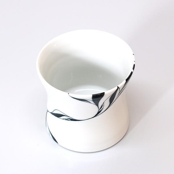 砥部焼 おしゃれ 【フリーカップ】 持ちやすい ロックカップ  焼酎カップ 湯呑み 窯元 和将窯 Washo-120|wapal|04