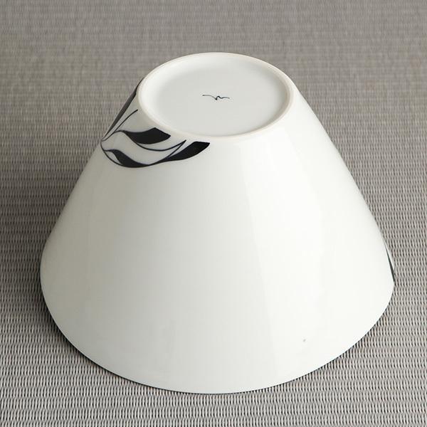 砥部焼 おしゃれ 【ヌードルボール ラーメン鉢】 丼 器 うどん鉢 窯元 和将窯 Washo-205|wapal|05