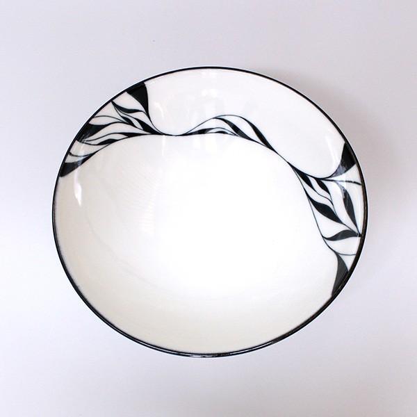 砥部焼 おしゃれ 【エッジボウル M】 丼 器 茶碗 窯元 和将窯 Washo-207|wapal|04