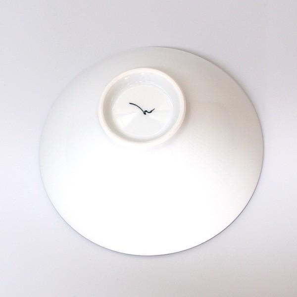砥部焼 おしゃれ 【エッジボウル M】 丼 器 茶碗 窯元 和将窯 Washo-207|wapal|05