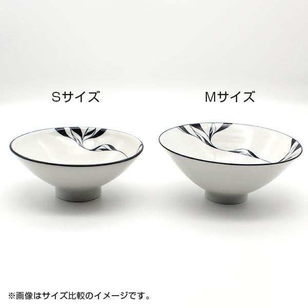 砥部焼 おしゃれ 【エッジボウル M】 丼 器 茶碗 窯元 和将窯 Washo-207|wapal|06
