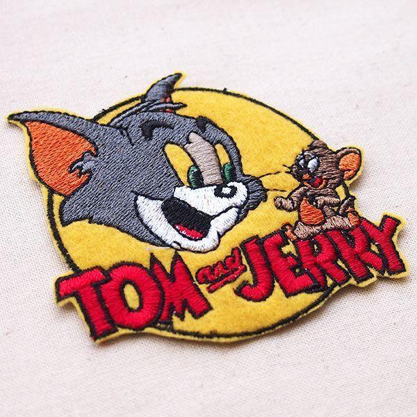 ワッペン Tom and Jerry トムとジェリー wappenstore 02