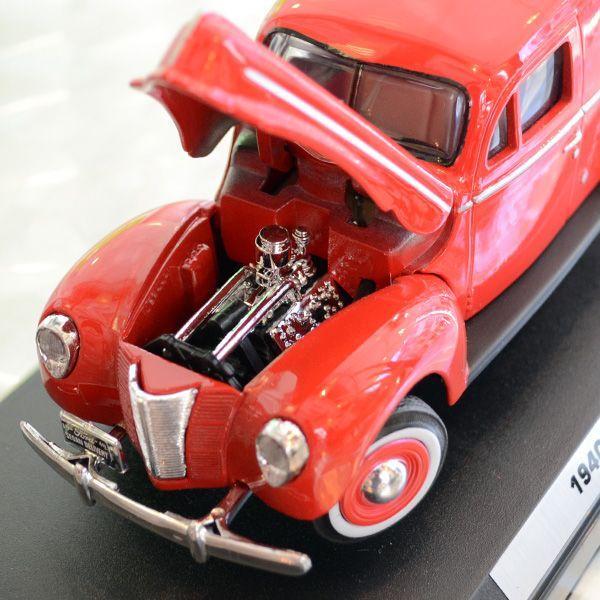 コカコーラ Coca-Cola ミニカー 1940年 フォード デリバリー(1/24) *メール便不可|wappenstore|03