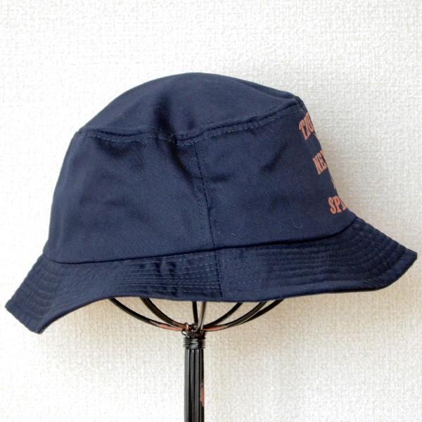 帽子/バケットハット トラックブランド Oil(ネイビー) U14 *メール便不可 wappenstore 03