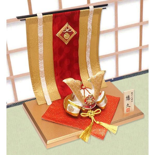 兜飾り 五月人形 五月節句 兜「金色悠久兜飾り 几帳付」ri271/端午の節句/リュウコドウ|wasai-kobo|05