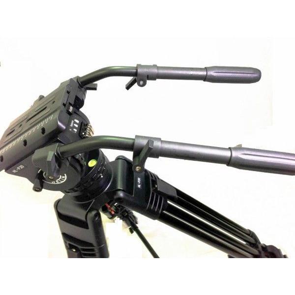 Helin カーボン製グランドスプレッダー三脚 HL-P30CG 【最大搭載重量30kg】