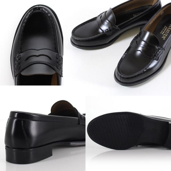 HARUTA ハルタ ローファー レディース 4514 通学 学生 靴 2E (21.5〜25.5cm)|washington|02